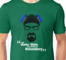 Breaking Bad I am heisenberg Unisex T-Shirt