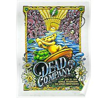 dead and company tour in george washington Poster