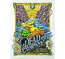 dead and company tour in george washington Photographic Print