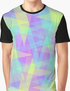 Triangle Jumble Graphic T-Shirt
