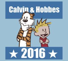 Calvin and Hobbes 2016 Kids Tee