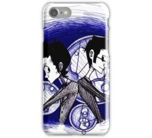Double Team iPhone Case/Skin