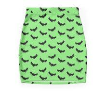 Batty - Green Mini Skirt