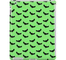 Batty - Green iPad Case/Skin
