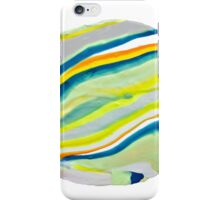 Earth Lines Marbling, Unite iPhone Case/Skin