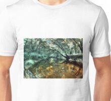 'Quiet Pool', Donnelly River, Western Australia Unisex T-Shirt