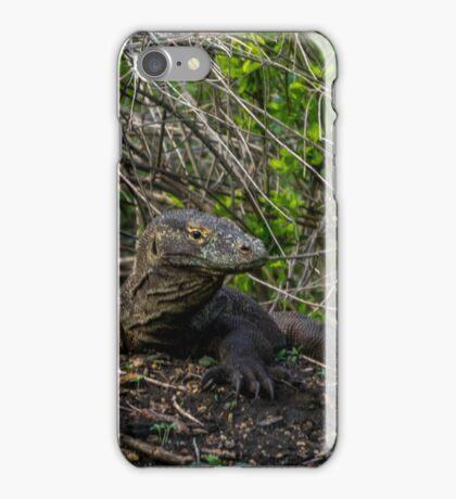 Komodo Den iPhone Case/Skin