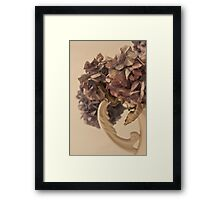 Still Beautiful Framed Print