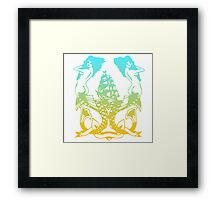 mermaids Framed Print