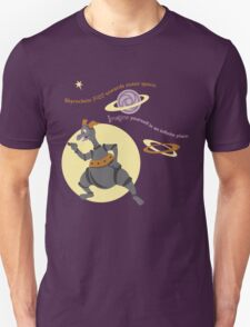 Science, science, science! Unisex T-Shirt