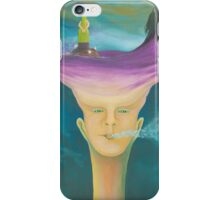 ONE TOKE OVER THE LINE iPhone Case/Skin