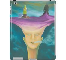 ONE TOKE OVER THE LINE iPad Case/Skin
