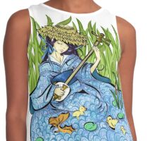 Lady of the Lake Contrast Tank