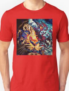 Tiger_8562 Unisex T-Shirt