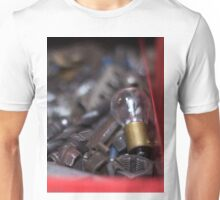 LIGHTBLUB WITH TOOLS Unisex T-Shirt