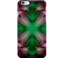 Soft drawing with colorful patterns in tie-dye iPhone Case/Skin