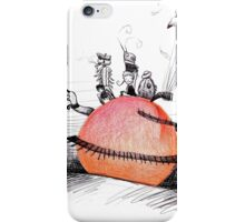 Not So Giant James and The Peach iPhone Case/Skin