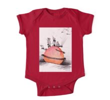 Not So Giant James and The Peach One Piece - Short Sleeve