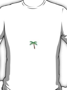 palm tree emoji T-Shirt