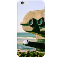With a View iPhone Case/Skin