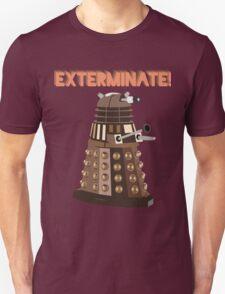 Dalek Exterminate! Unisex T-Shirt