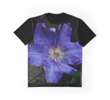 Clematis Graphic T-Shirt