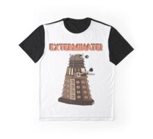 Dalek Exterminate! Graphic T-Shirt