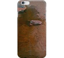 Pool in Sand iPhone Case/Skin