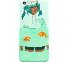 Mermaid Heart iPhone Case/Skin