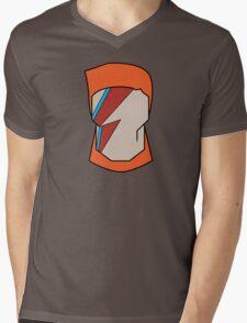 Aladdin Sane Mens V-Neck T-Shirt