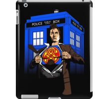 The Last Son of Gallifrey iPad Case/Skin