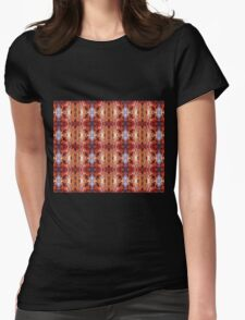 Mineral Blanket © Brad Michael Moore Womens Fitted T-Shirt