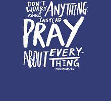 Pray II Pullover