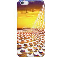 Out of the sunset they came iPhone Case/Skin