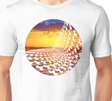 Out of the sunset they came Unisex T-Shirt
