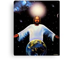 The Redeemer Canvas Print