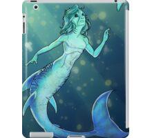 Tigershark Mermaid iPad Case/Skin