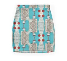 Ghost Story Mini Skirt