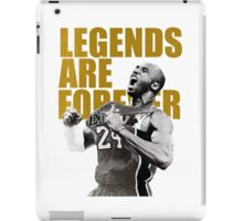 legends are forever iPad Case/Skin