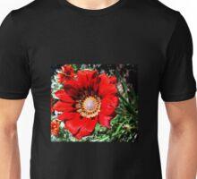 Red daisy Unisex T-Shirt