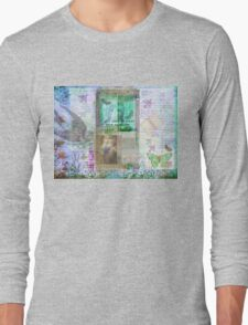 Shakespeare romantic quote  Long Sleeve T-Shirt