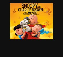 PEANUTS SNOOPY AND CHARLIE BROWN Unisex T-Shirt