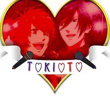 SINGING HOMOS - TOKIOTO by demonshmemon