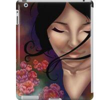 Floral Flight iPad Case/Skin