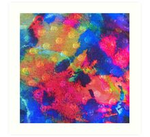 Color Happy Art Print