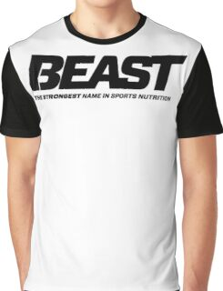 Sports Nutrition Graphic T-Shirt