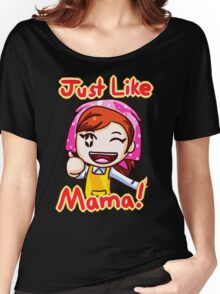 Cook Mama Women's Relaxed Fit T-Shirt