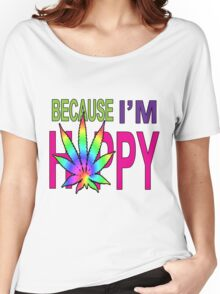 Happy Rainbow Women's Relaxed Fit T-Shirt