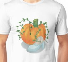 Pumpkin Clock Unisex T-Shirt