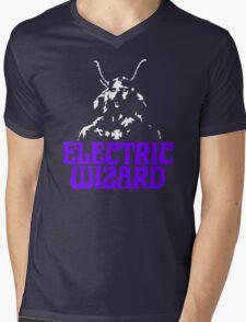Electric Music Mens V-Neck T-Shirt